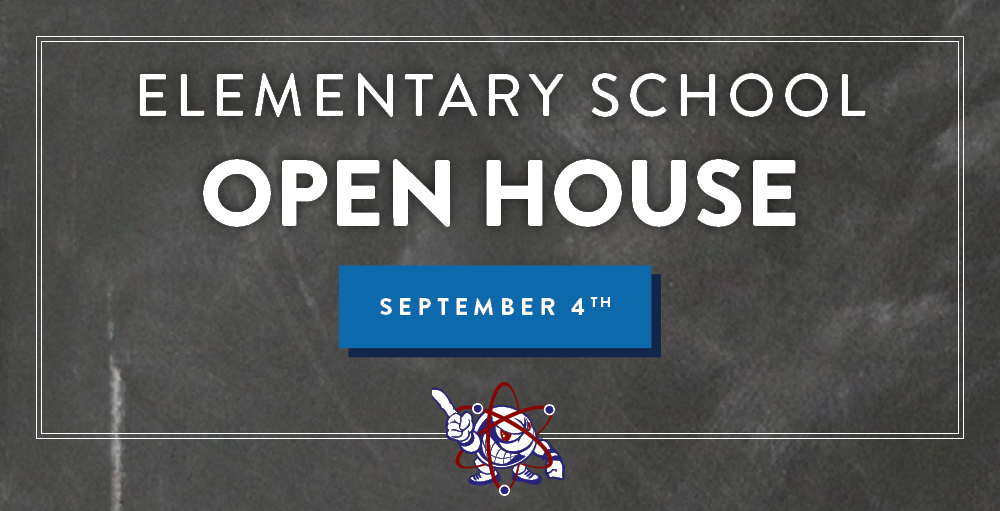 SASCCS Open House is Wednesday, September 4th from 9:00 AM to 11:30 AM